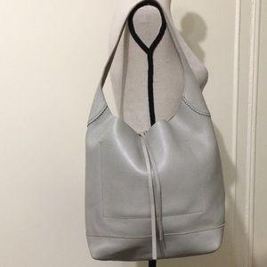 J. Crew  Taupe Tote Bag